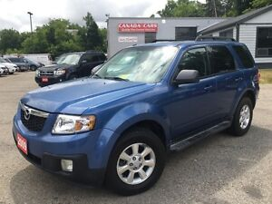 2009 Mazda Tribute GT V6 | Leather | Moonroof | AWD