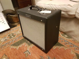 Fender Blues Junior III 15W Guitar amplifier (Mint condition rarely used/never gigged)