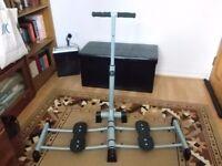 Legs Exercise Machine