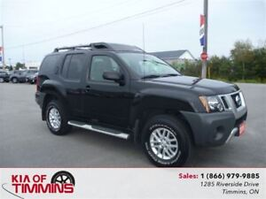 2015 Nissan Xterra PRO-4X Navigation Rear Camera