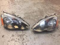 Honda Integra dc5 type r hid headlights
