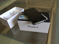 iphone 4 mint condition 16GB UNLOCKED (SOLD)