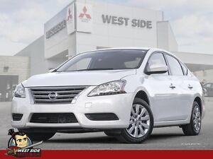 2015 Nissan Sentra SV–Accident Free–1.8L –$111/BW $0 DOWN