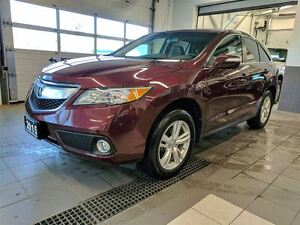 2015 Acura RDX Tech AWD - One owner - Dealer serviced/maintained