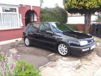Mk3 GOLF GTI genuine reason for selling