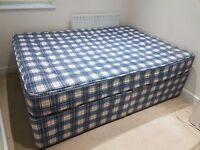 **FREE** Double Bed, Divan Bed for Free