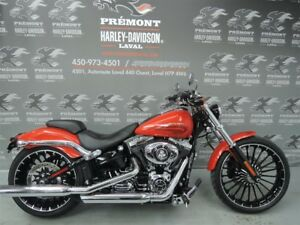 2015 Harley-Davidson FXSB Breakout