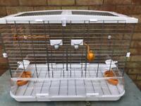Large Hagen vision bird cage great condition