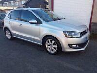 Volkswagen Polo 1.2 Match 60, 2013 Plate, Low Insurance, DAB radio, Air Con, Alloys, HSA, etc.