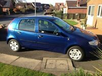 Fiat Punto 1.2 Active very low milage £1500