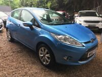 Ford Fiesta 1.4 Zetec 5dr £3,495 p/x welcome HPI CLEAR, BARGAIN PRICE!