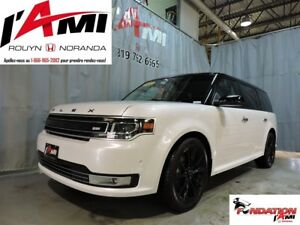 2017 Ford Flex Limited AWD 20'' GPS CUIR TOIT