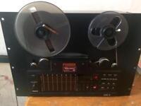 Fostex model 80 8 track tape machine