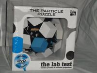 'The Partical Puzzle' - new, shrink-wrapped & boxed - (includes solution disk).