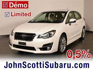 2016 Subaru Impreza Limited Hatchback