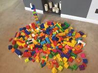Mega Blocks Large bag of Megablocks