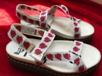 Dr Martins ladies sandals