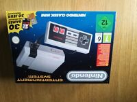 Nintendo mini brand new