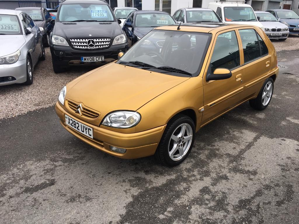 CITREON SAXO 1.1 12 Month M.O.T