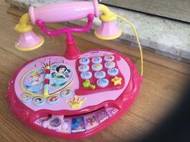 Disney Princess Talking Phone - £5 ono
