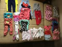 Girls size 18-24 month clothes bundle