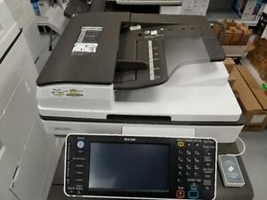 Ricoh Aficio MP C2003 11x17 Color Copier Printer Scanner Scan to email 11x17 12x18