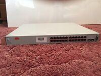 Nortel Baystack 5510-24T 24Port 1U Enterprise Managed Switch