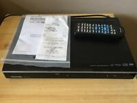 DVD player toshiba