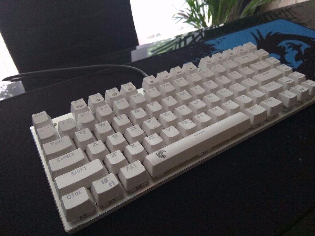 E-Element Z-88 RGB Mechanical Gaming Keyboard (New)