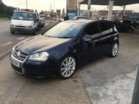 *#*#* VOLKSWAGEN GOLF R32 LOW MILEAGE DRIVES PERFECTLY *#*#*