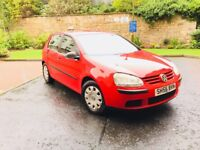 VOLKSWAGEN GOLF 1.4 80 S 56 PLATE MOT 7 MONTHS AND FULL SERVICE HISTORY 1 OWNER MINT CONDITION
