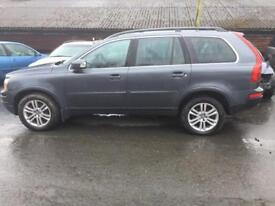 2009 XC90 2.4D AUTO FOR BREAKING ALL PARTS AVAILABLE V70 S40 S80 XC70 VOLVO