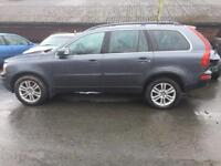 2009 XC90 2.4D AUTO FOR BREAKING ALL PARTS AVAILABLE V70 S40 S80 XC70