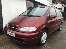 Ford Galaxy 2.8 i Ghia X 5dr (7 Seats) HEATED SEATS & PARKING SENSORS