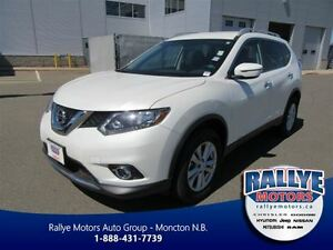 2016 Nissan Rogue SV,$177 Bi-wkly,$6325 in price adjustments