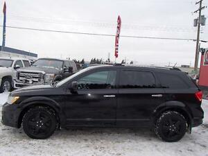 2012 DODGE JOURNEY R/T AWD Prince George British Columbia image 2