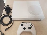 xbox one console s controller game