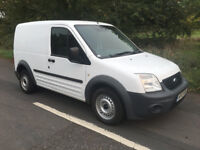 IMMACULATE - 99,000 MILES FORD TRANSIT CONNECT 1.8 TDCI EURO5 - 1 OWNER WITH FSH - NO VAT!!!!!!!!