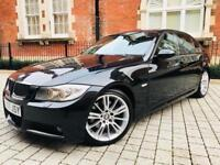 2007 BMW 3 Series 3.0 330d M Sport 4dr++AUTOMATIC++LEATHER++SAT NAV++1 OWNER**PX WELOCME 320d 318d