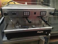 Magister Stainless steel Commercial Expresso Machine
