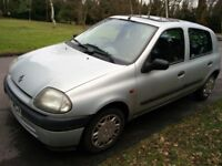 Renault Clio Very Low Mileage