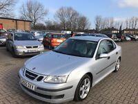 Saab 9-3 2006 1.9 VECTOR 150 BHP DIESEL**6 SPEED MANUAL**LEATHER SEATS **12 MONTH MOT ** 2 KEYS **