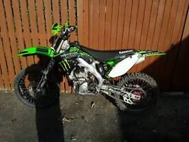 KXF 250 2010