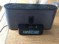 Sony ICF-C1IPMK2 Speaker Dock and Clock Radio with iPod Dock