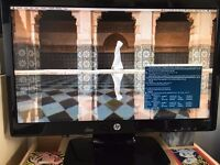 HP 2211x 21.5 inch Full HD Monitor
