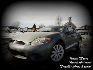 2008 Mitsubishi Eclipse COUPE + GARANTIE + AUCUN ACCIDENT + 79 3