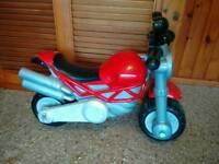 CHICCO Ducati Monster Sit N Ride Motorbike