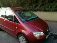 Fiat Idea 2005 - bargain