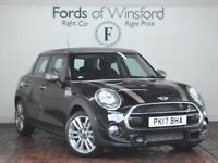 MINI HATCHBACK 2.0 Cooper S Seven 5dr [Bluetooth, Dab Radio] (black) 2017