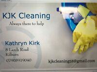 Domestic Cleaner in Amber Valley